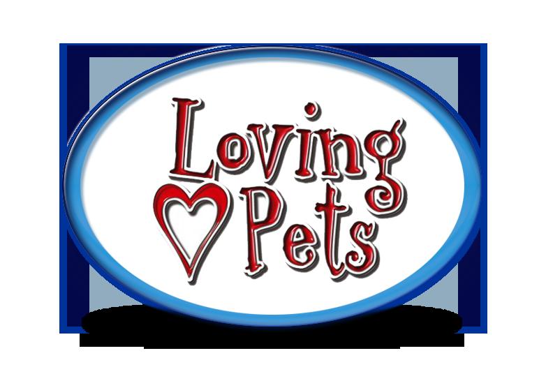 Loving pets logo
