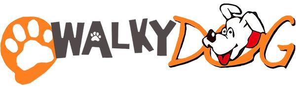 Walky dog logo