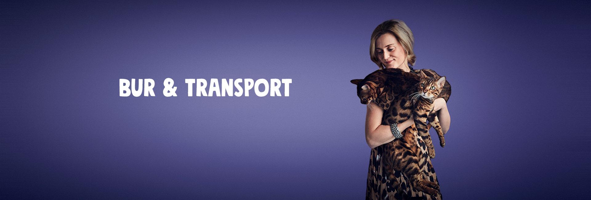 Bur og transport