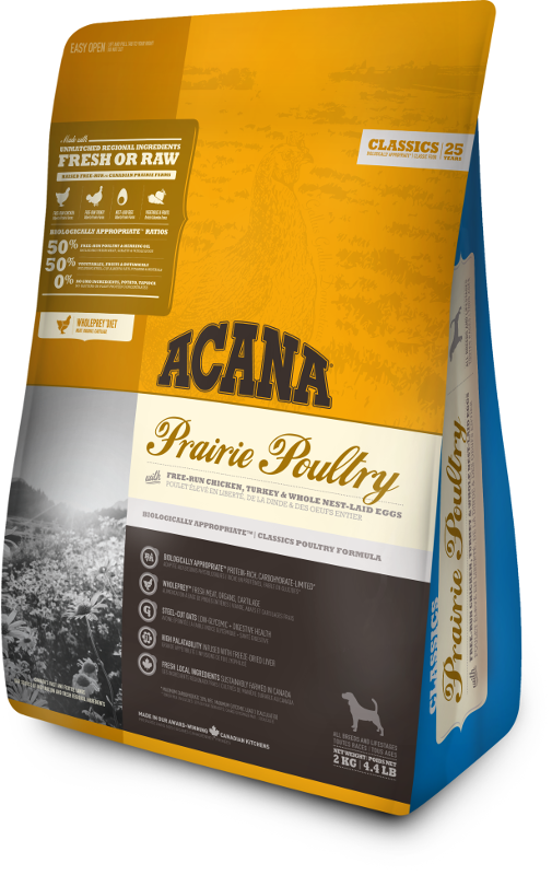 Bilde av Acana Prairie Poultry 17kg