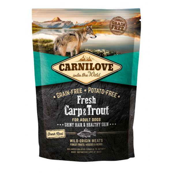 Carnilove Fresh Carp o Trout 1,5Kg