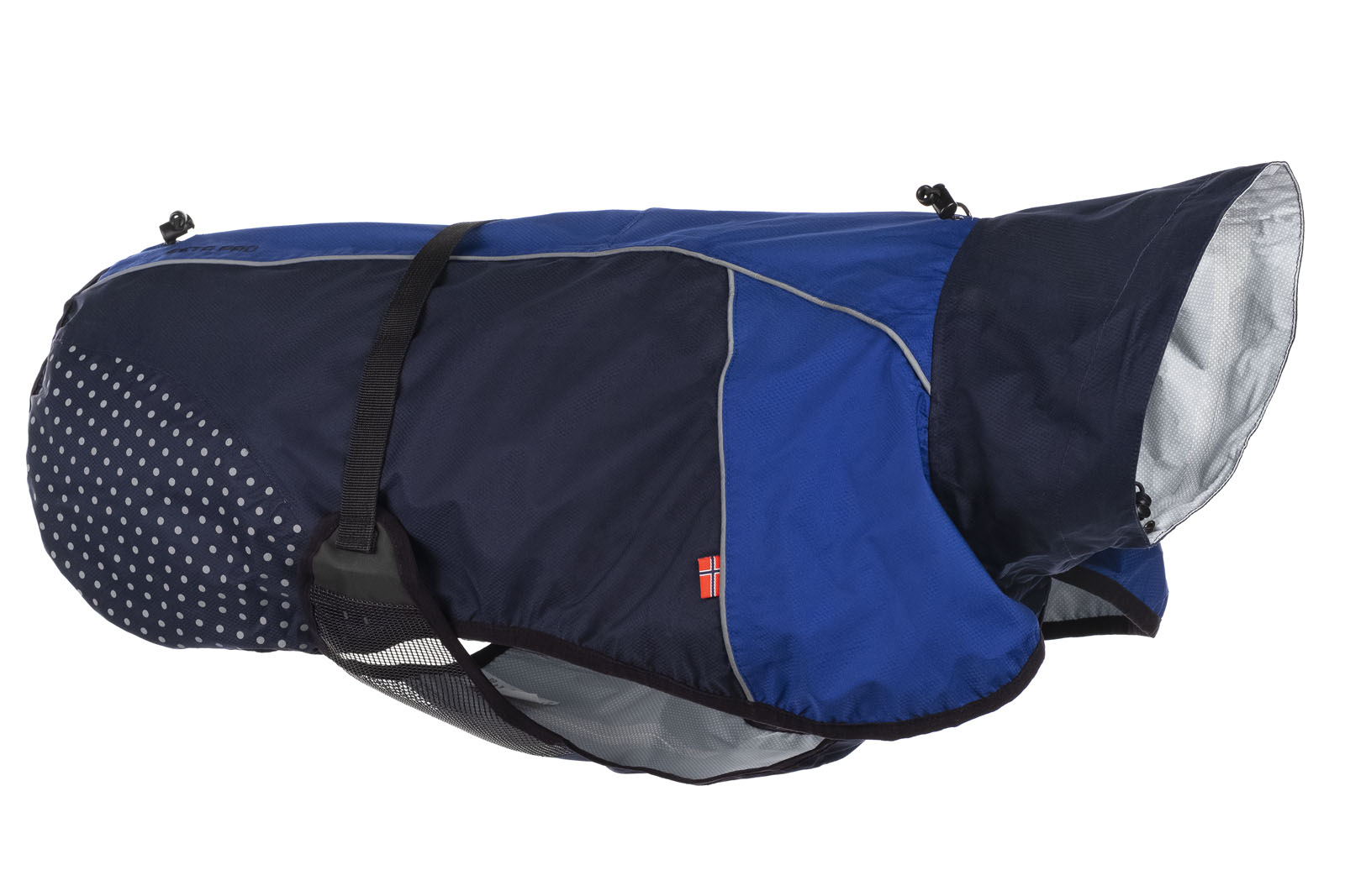 Non-Stop Beta Pro Raincoat, Blue, 90
