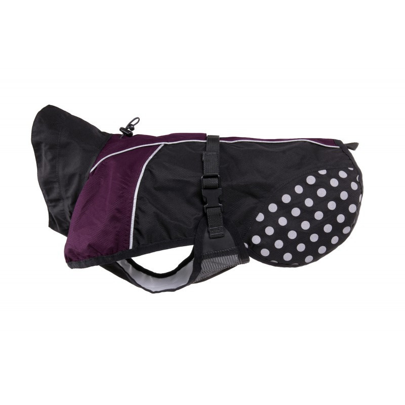 Non-Stop Beta Pro Raincoat, Purple, 45