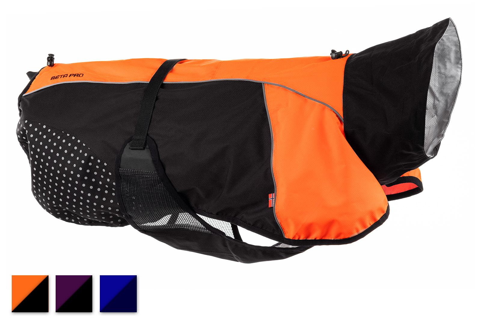 Non-Stop Beta Pro Raincoat, Orange, 80