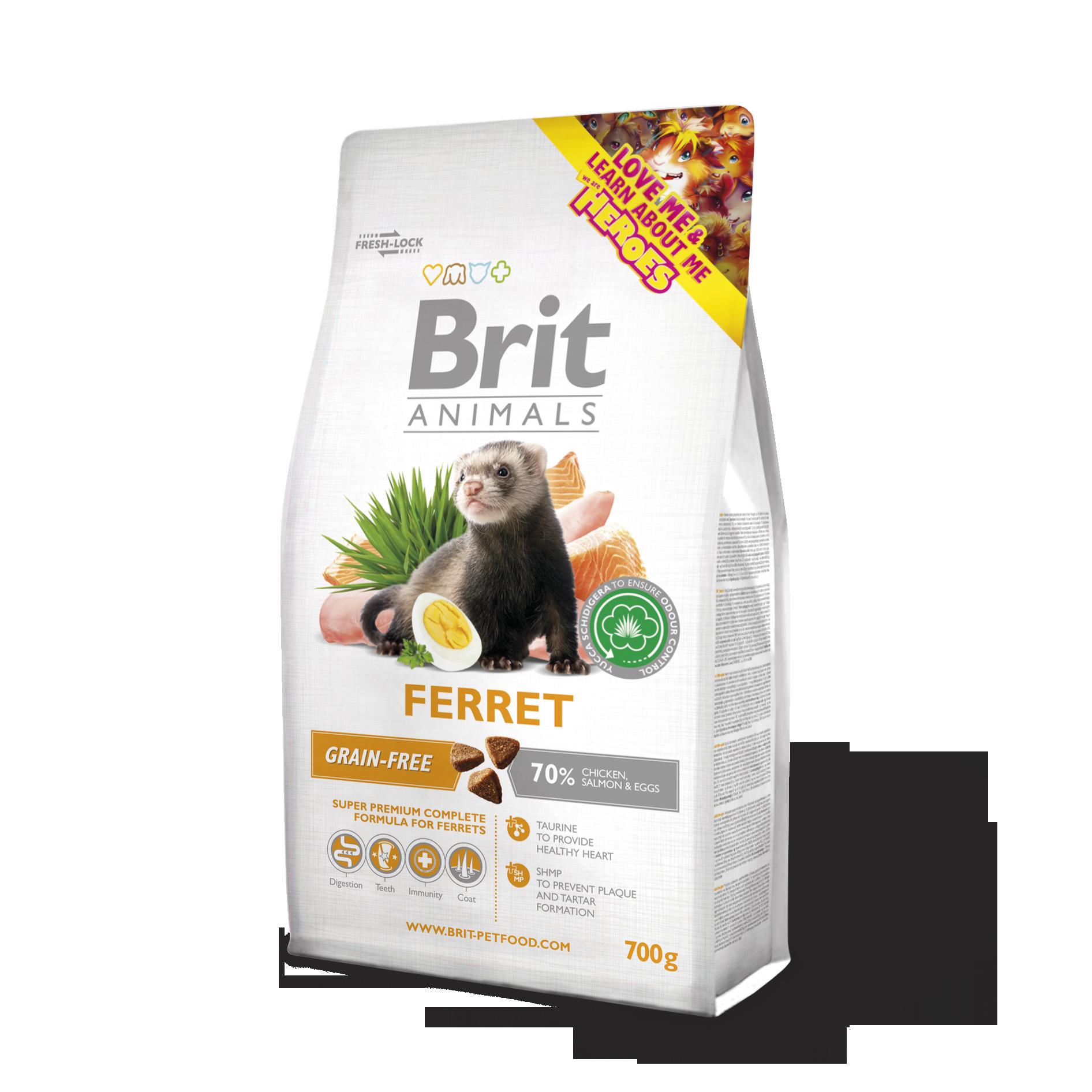 Brit Animals Complete Iller 700g