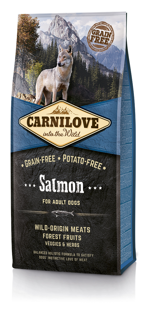 Carnilove Salmon 12Kg
