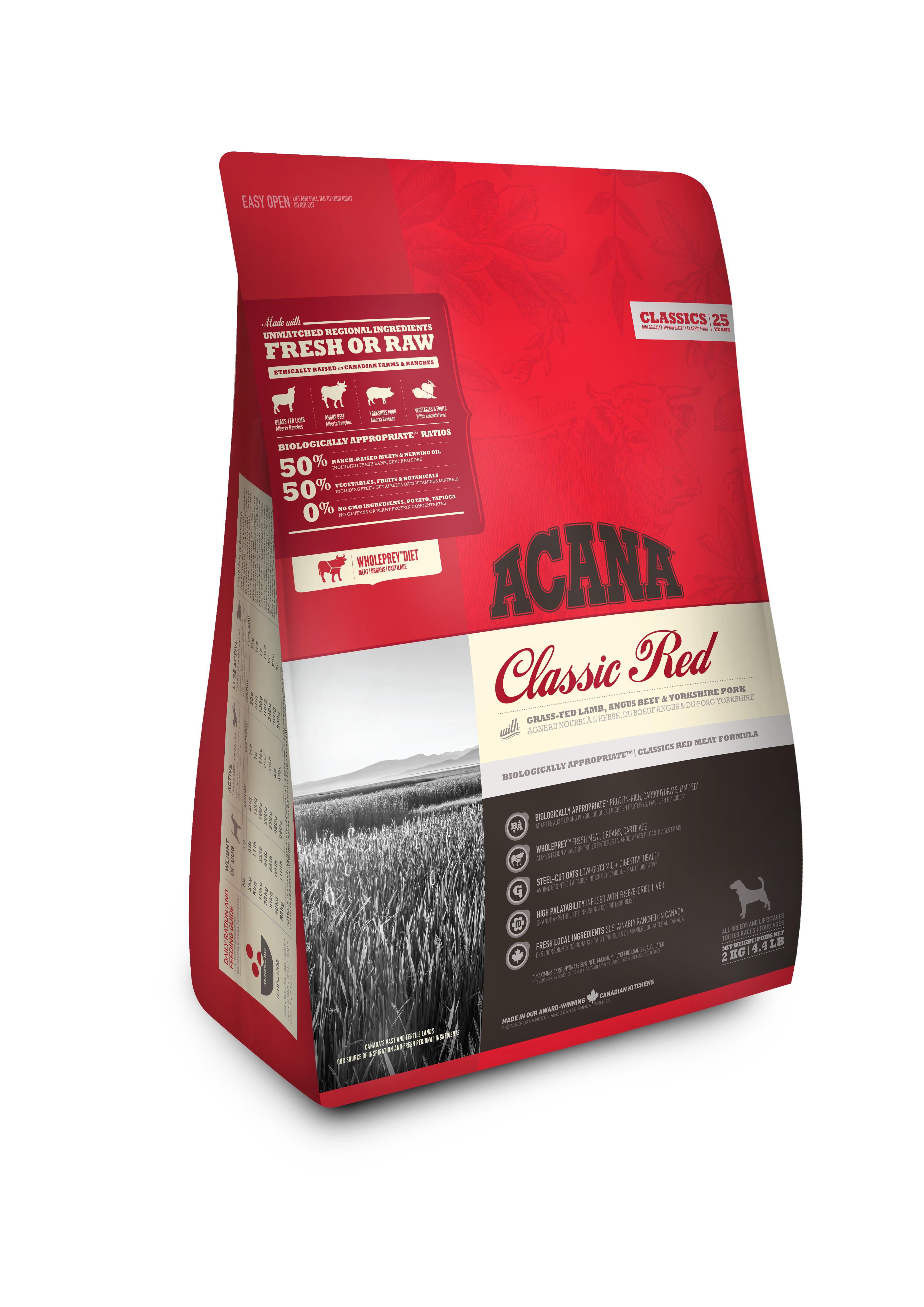 Bilde av Acana Classic Red 2kg
