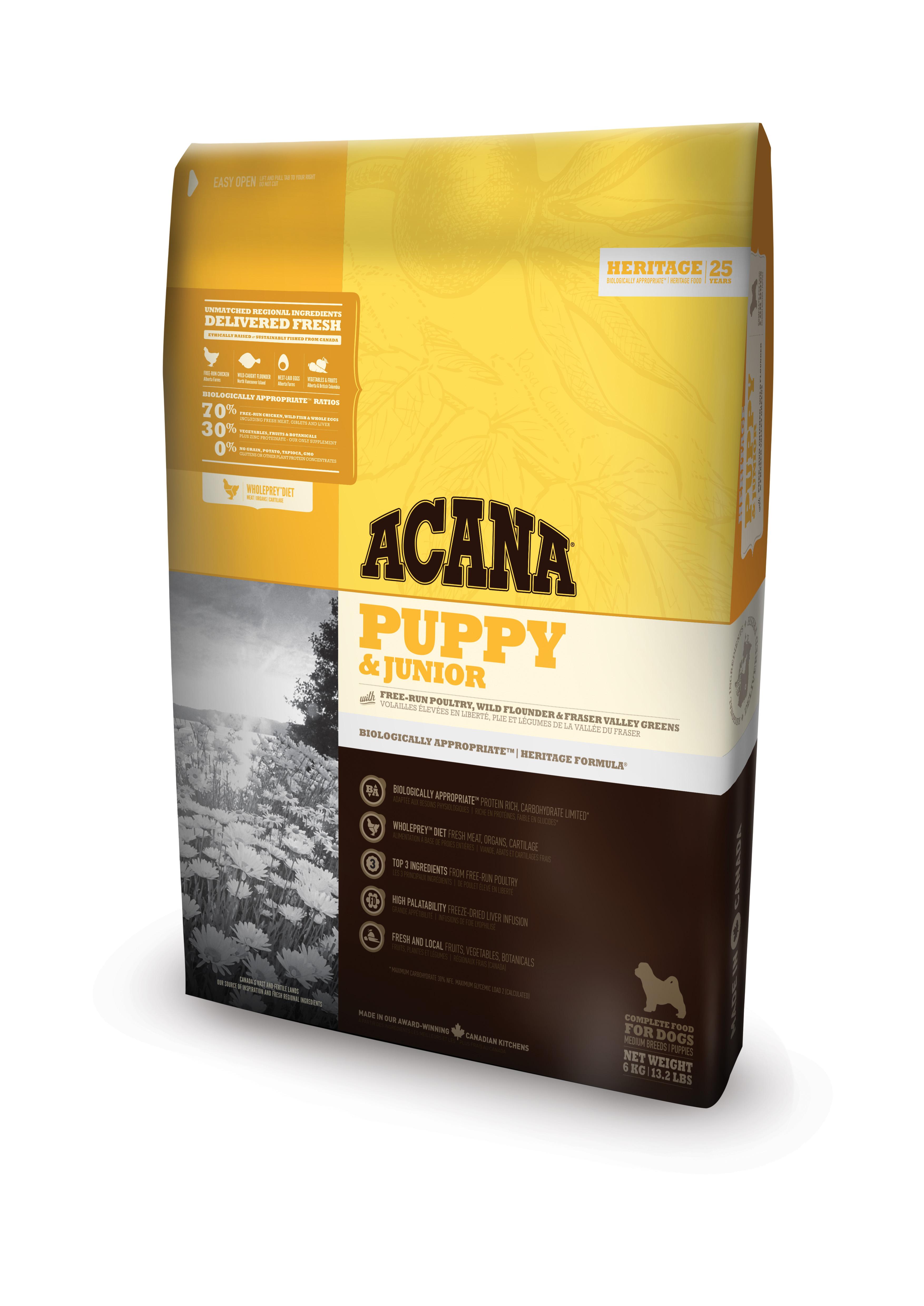 Acana Puppy Junior 6kg