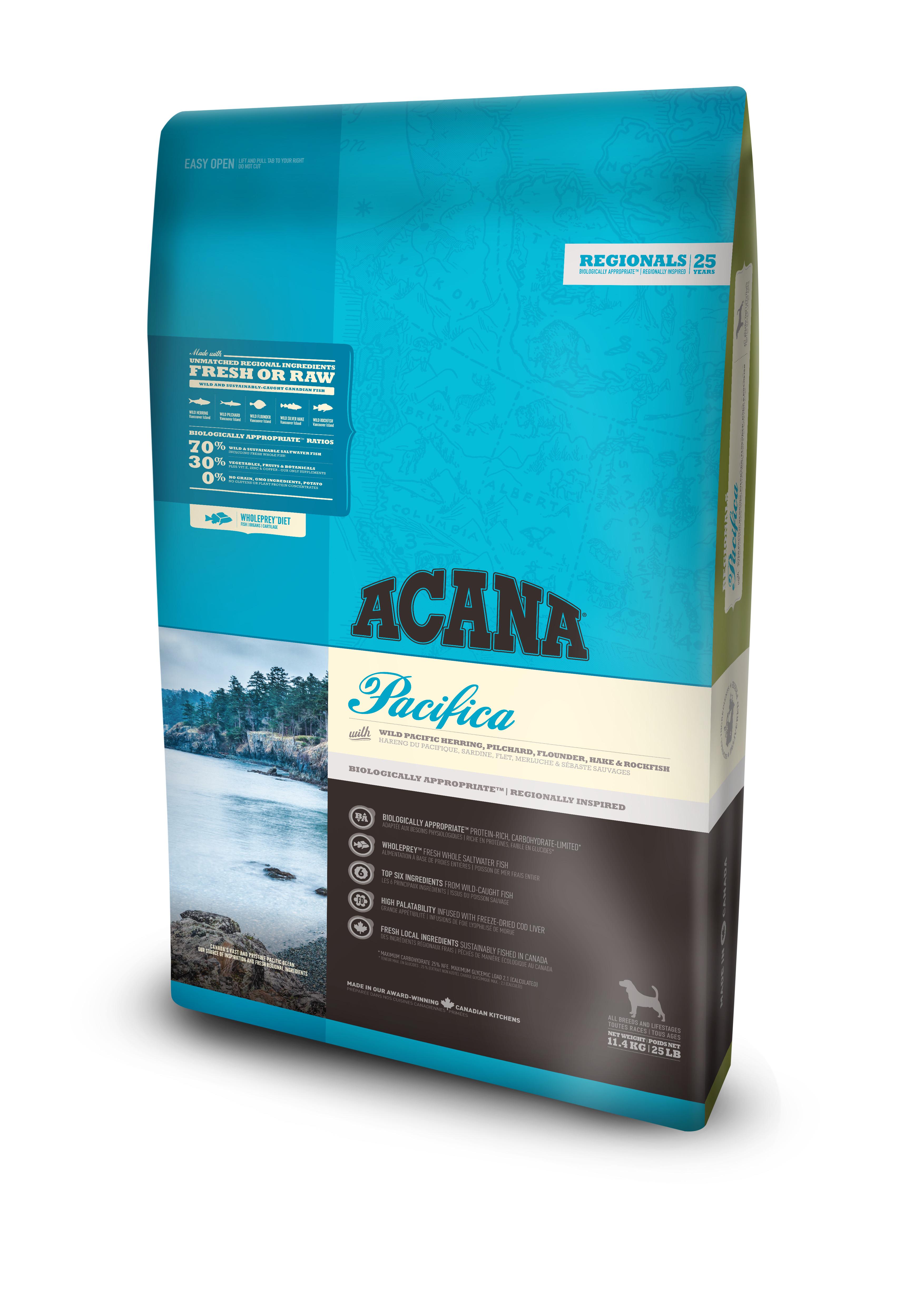 Bilde av Acana Pacifica 11,4kg