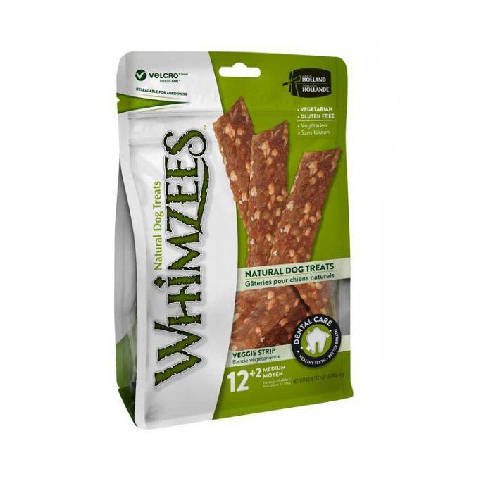 Whimzees Veggie Strip S 420g