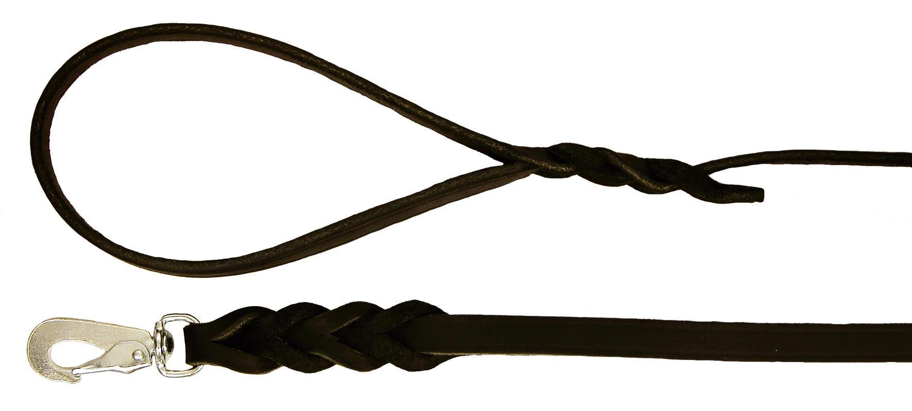 Alac Läderkoppel långt XS 220-250cm