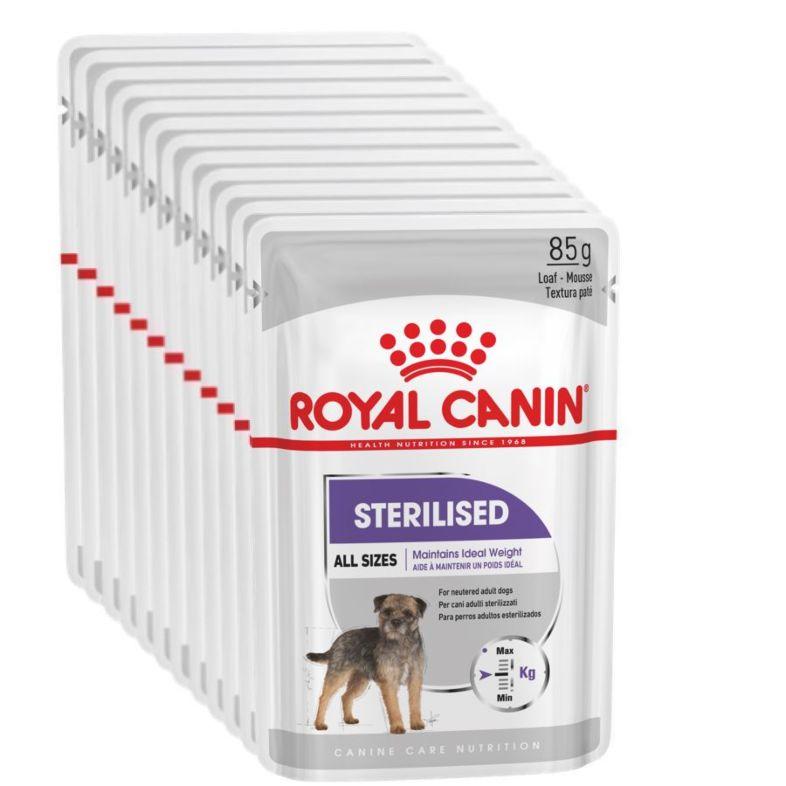 Royal Canin Sterilised Wet 12x85g