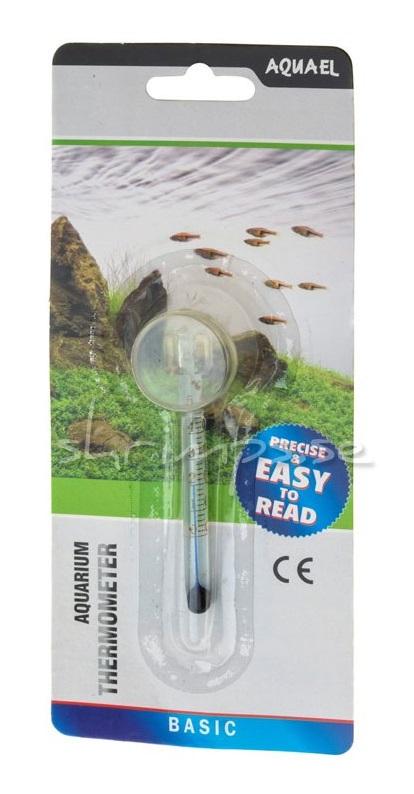Aquael Termometer Glas Mini 6cm