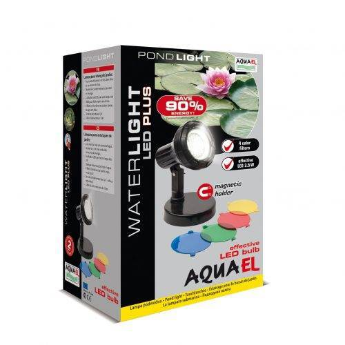 Aquael Dekorbelysning Waterlight LED+ 5W
