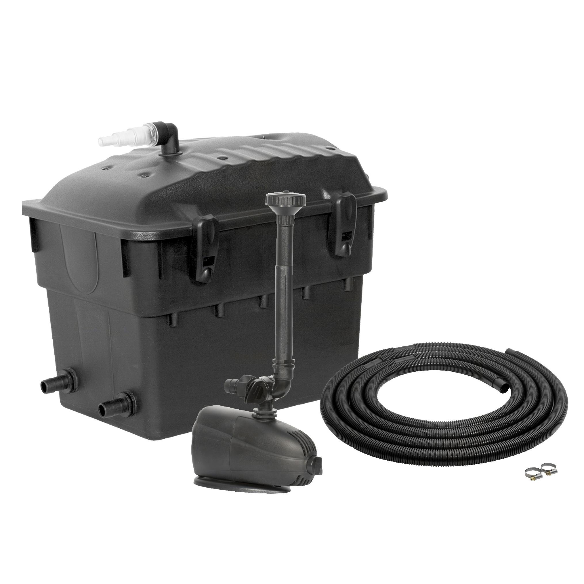 Aquael Dammfilter Klarjet 9W 3500l/h