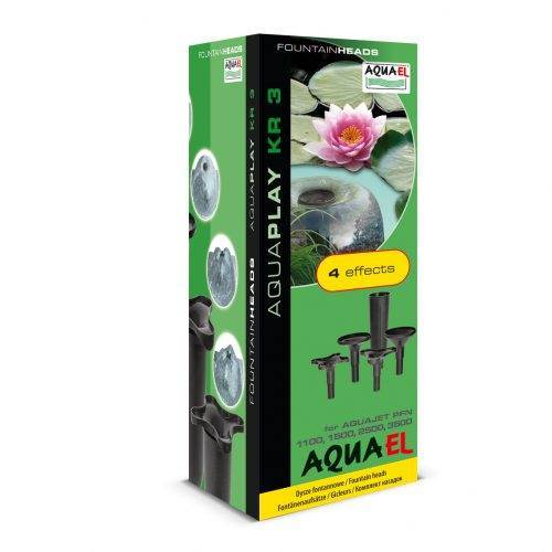 Aquael Fontänmunstycken-set