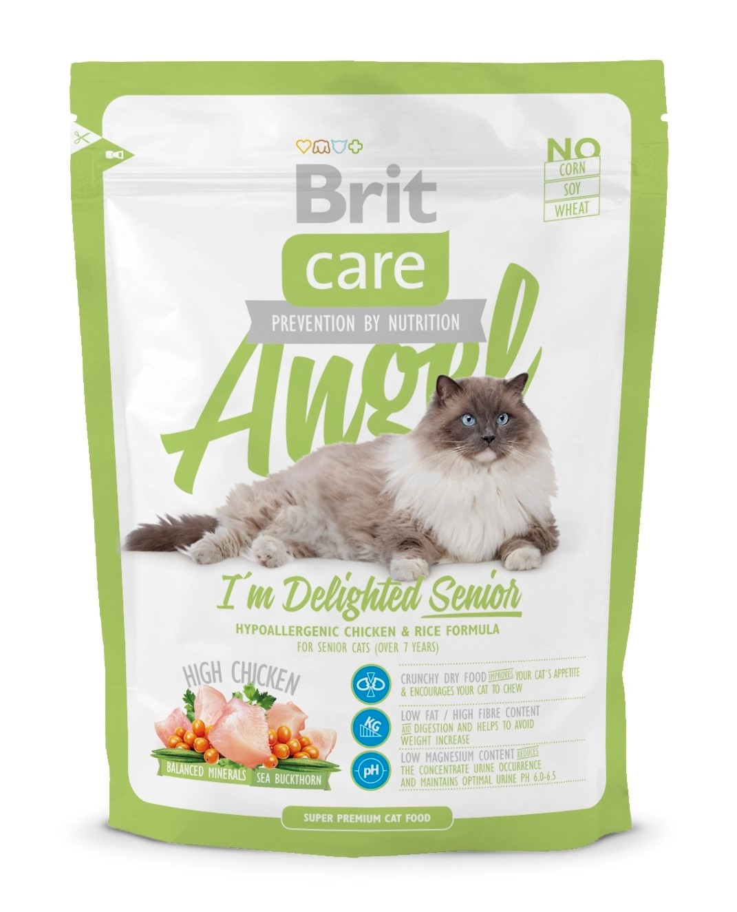 Brit Care Angel I m Delighted Senior 400g