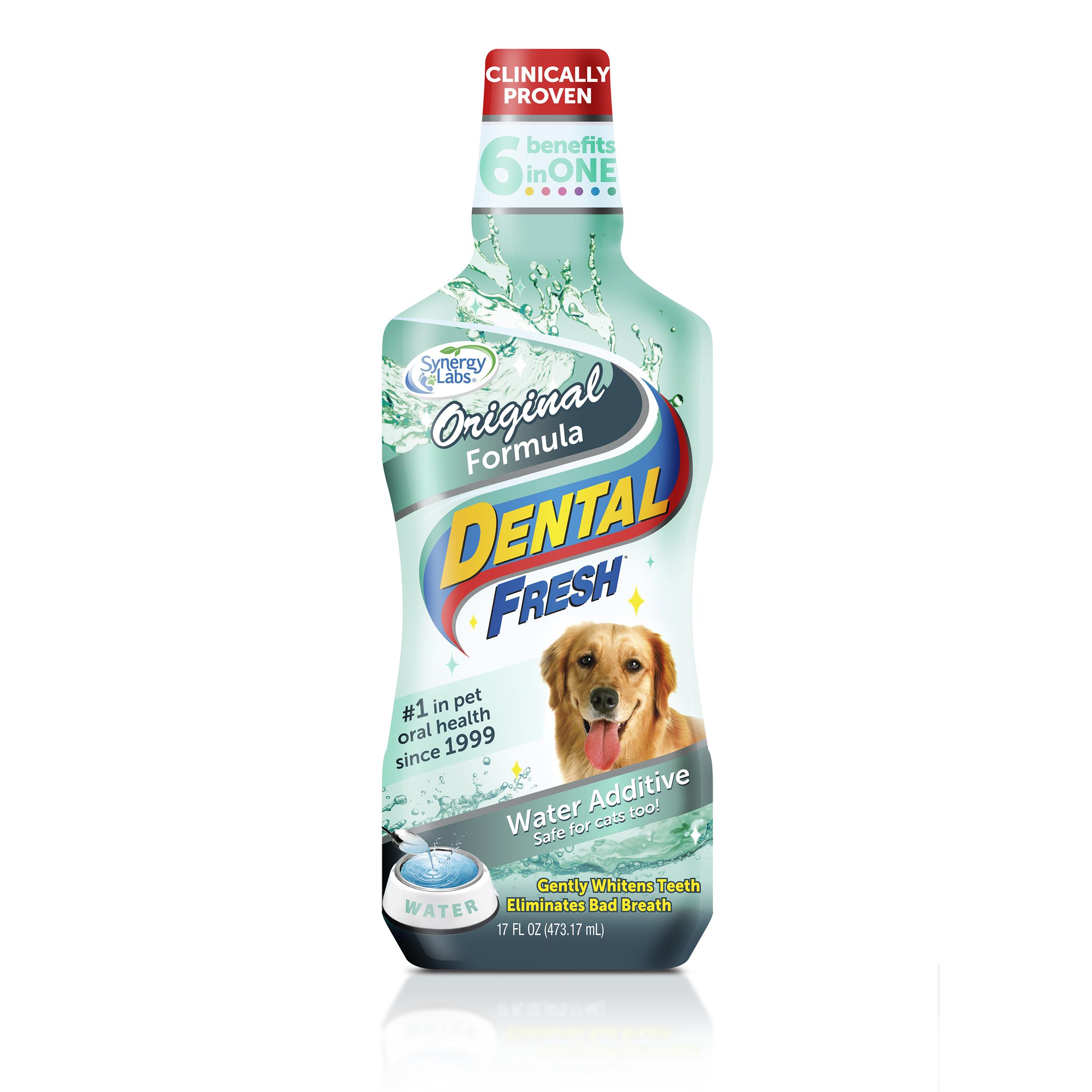 | DentalFresh Munvatten 473ml
