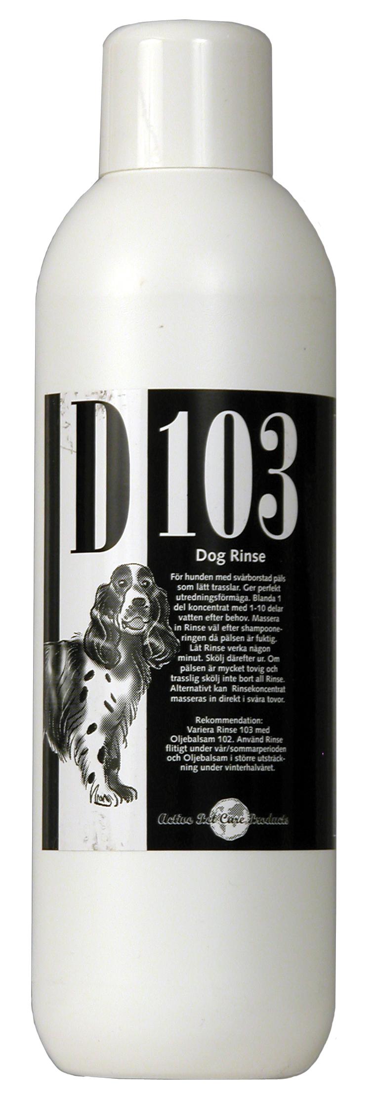 Bilde av Active Pet Care D103 Dog Rinse