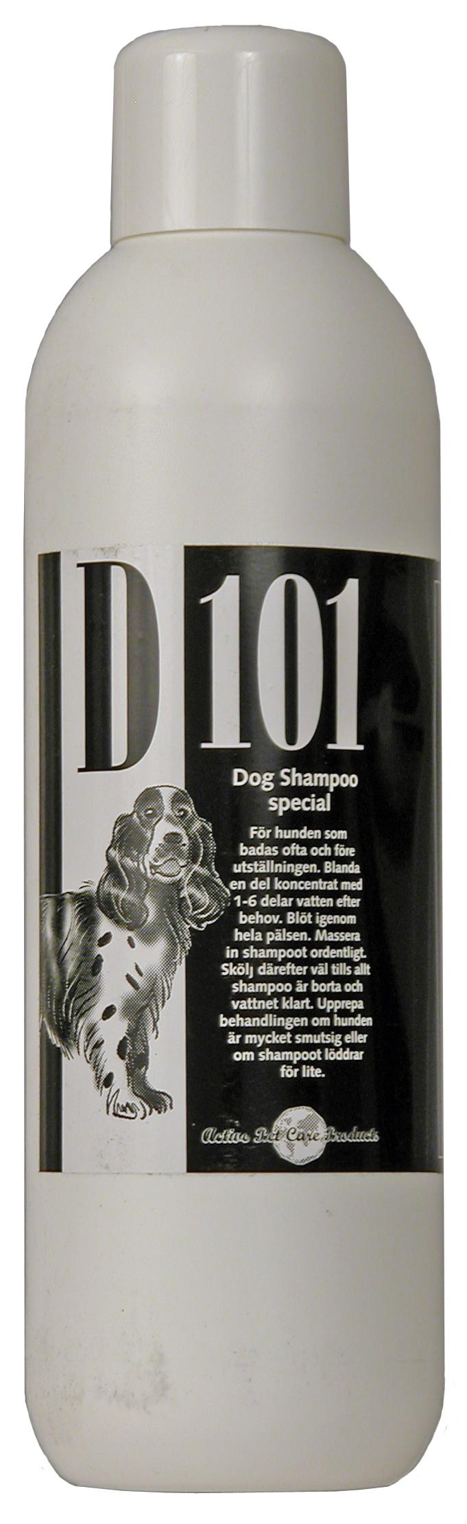 Bilde av Active Pet Care D101 Dog Sjampo Extra