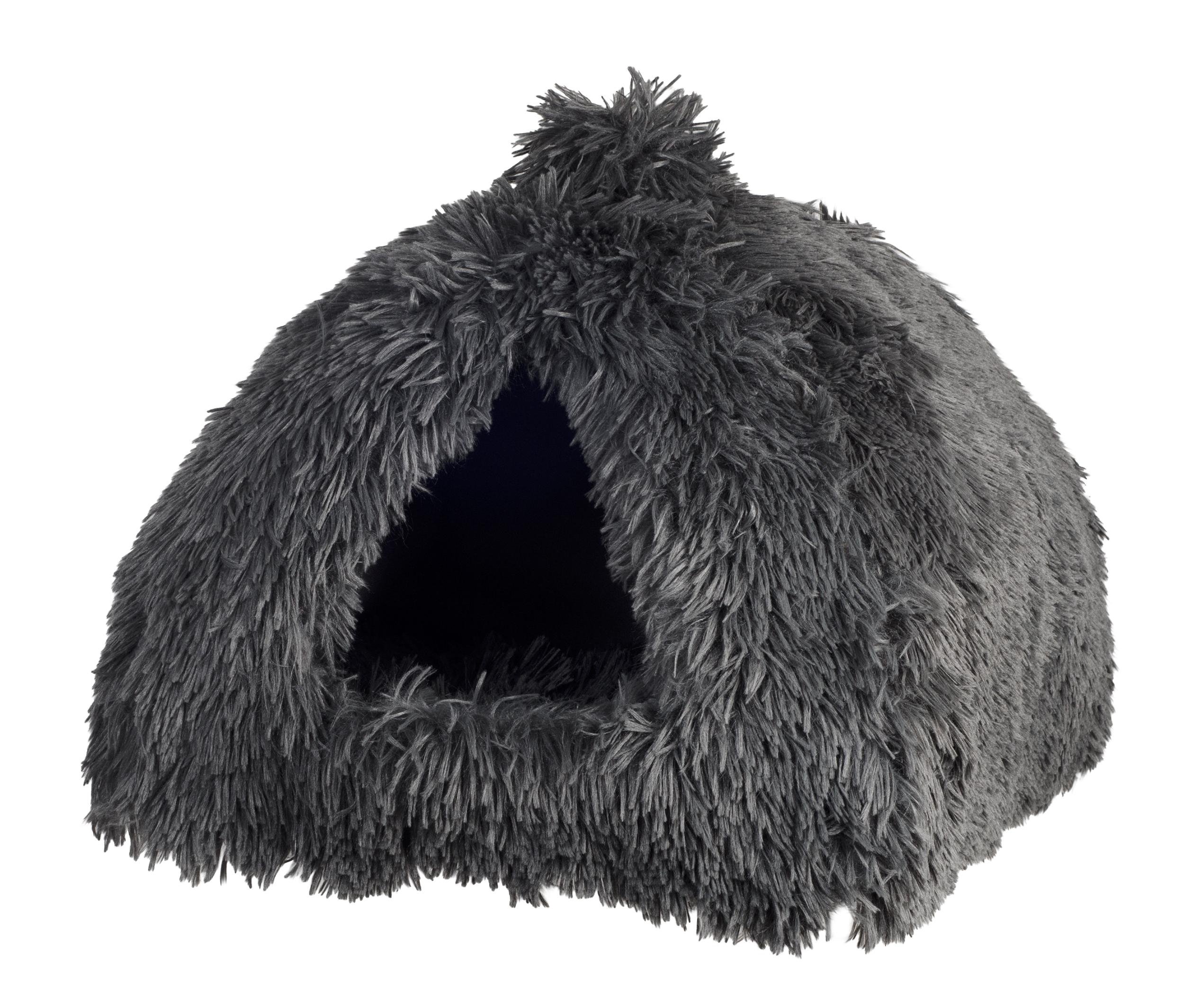 Dogman Cat Iglo Shaggy Grå M 40cm