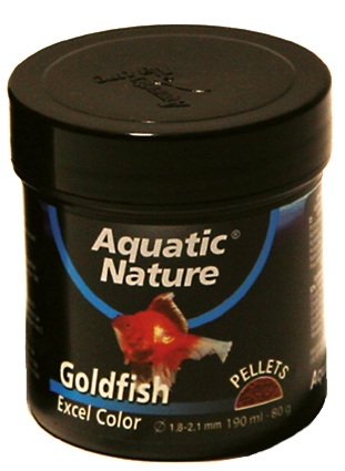 Aquatic Nature Goldfish Excel Granulat M 124ml