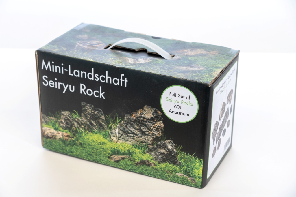 Aquadeco Sten Rock-Box Minilandskap