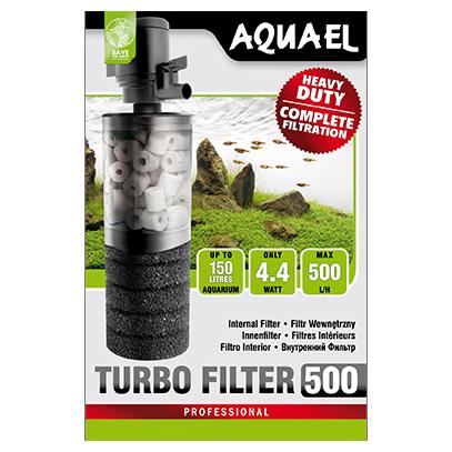 Aquael Innerfilter TURBO 4,4W 500l/h