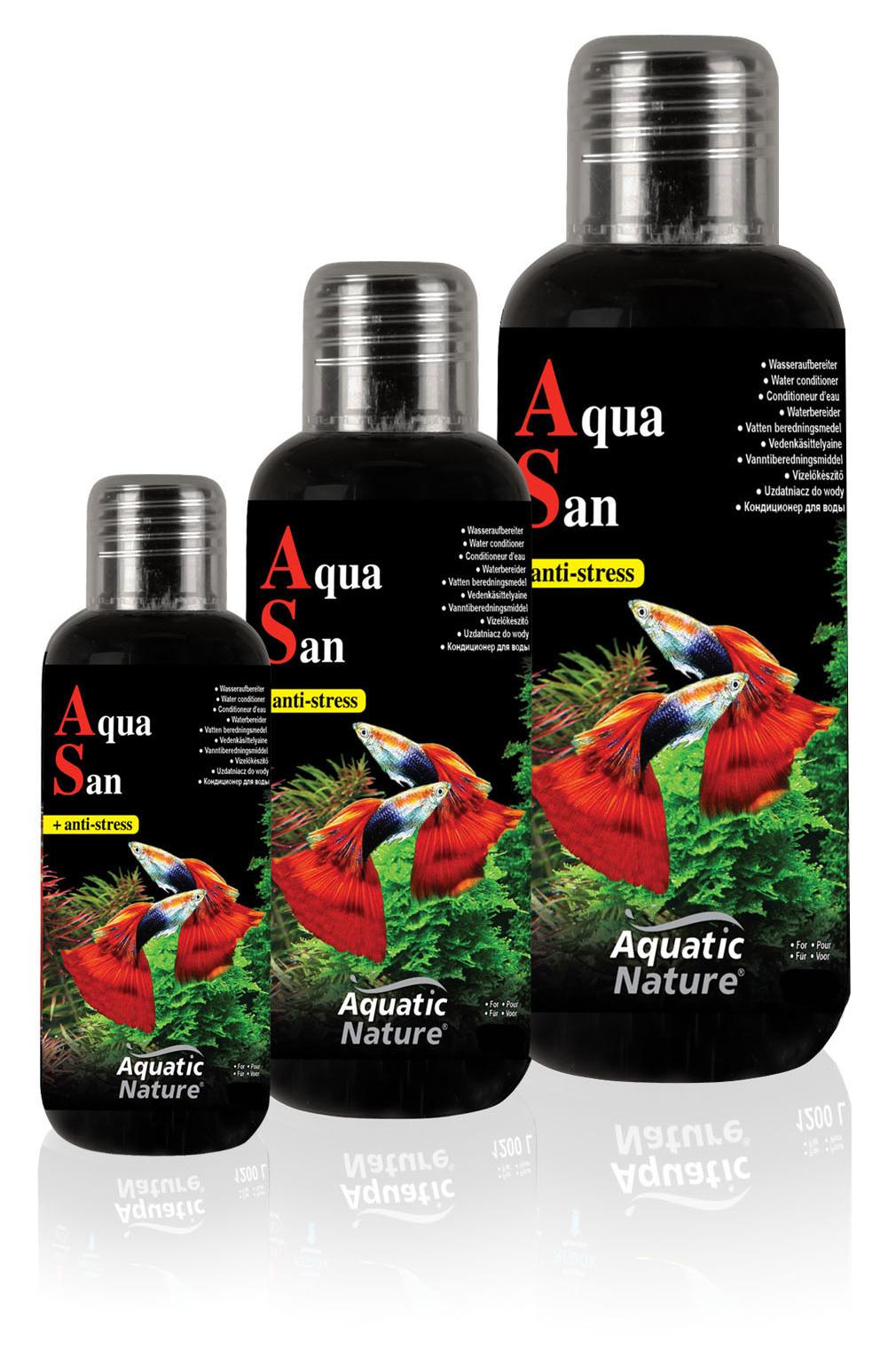 Aquatic Nature Vattenberedning Aqua San 150ml
