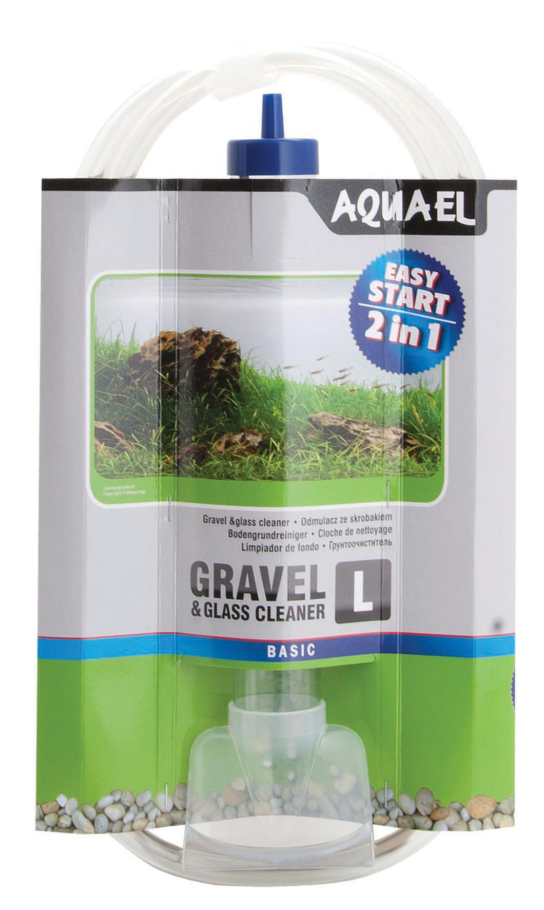 Aquael Sandtvätt GravelWasher L