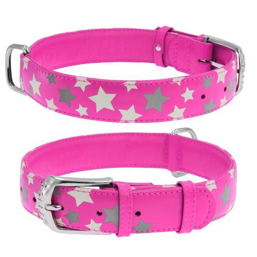 Collar Star Glamour, rosa