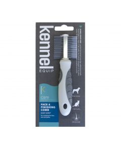 Kennel Equip Care Face & finishing comb