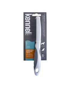 Kennel Equip Care Comb eith rotating teeth