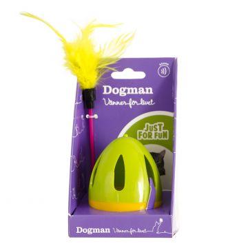 Dogman Aktiviseringsleke Egg Flerfärgad 25,5cm