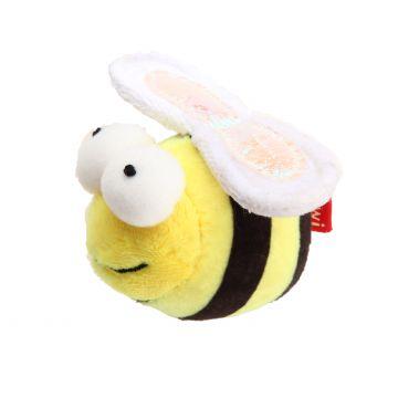 GiGwi Leke MelodyChaser Bee Gul 9,5cm