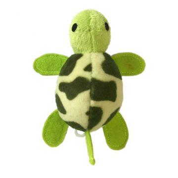 Dogman Leke Vibrerende skildpadde Grønn 7cm