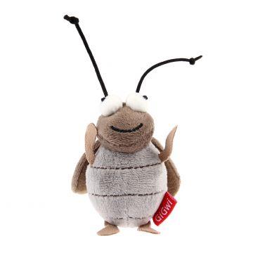 GiGwi Leke MelodyChaser Cricket Grå 10cm