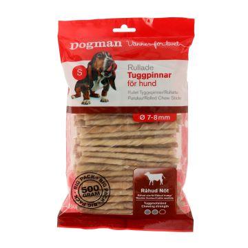 Dogman Tuggpinnar 100p Brun 7-8mm 12,5cm