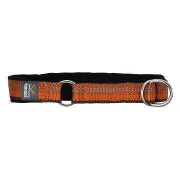 Kennel Equip Half Choke Dog Collar Active Orange 30cm