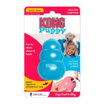 KONG Leksak Kong Puppy Mix S 6,5cm