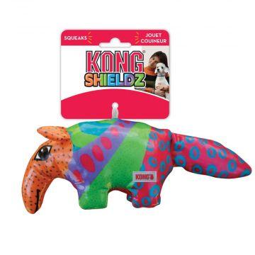 KONG Leksak Shieldz Anteater Flerfärgad M 24cm