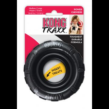 KONG Leksak Tyres Extreme Svart M/L 11cm