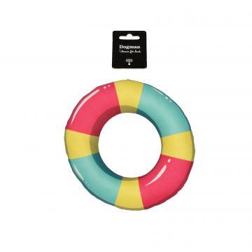 Dogman Leke Ring flytende Flerfärgad M 19cm