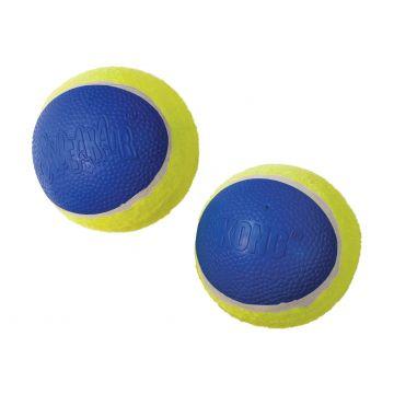 KONG Leke SqueakAir UltraBalls 3p Blå M 6,5cm