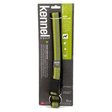 Kennel Equip Dog Collar Adjustable Active Grön L 50-60cm