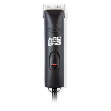 Andis Trimmer AGC 2-speed Svart 18cm