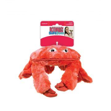 KONG Leksak SoftSeas Crab Röd S 26cm