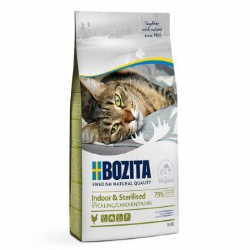 Bozita Indoor Sterilized chicken 2kg
