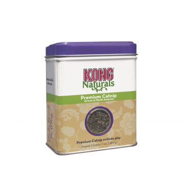 KONG Catnip Premium torkad 28g