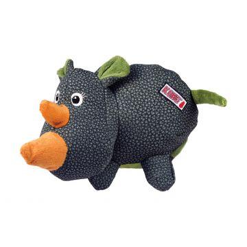 KONG Leke Phatz Rhino Blå S 13cm